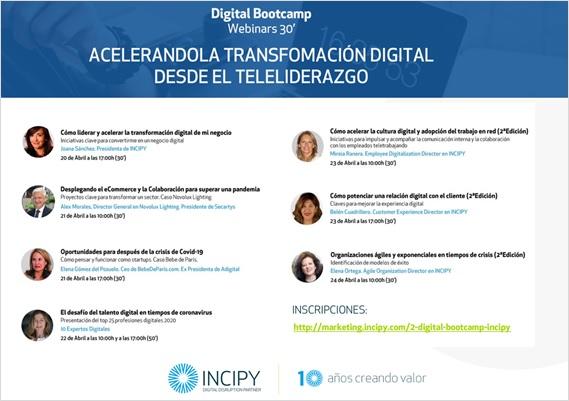 """Acelerar la cultura digital puede ayudar a las empresas a superar los difíciles momentos #COVID19 y a salir reforzados"""""""
